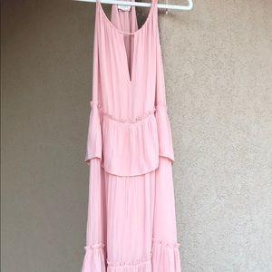Ann Taylor Loft gorgeous pink dress